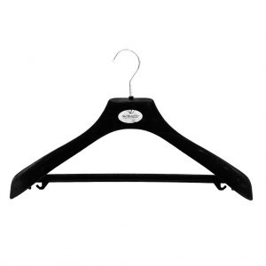 Grey velvet coat hanger | Total Wardrobe Care