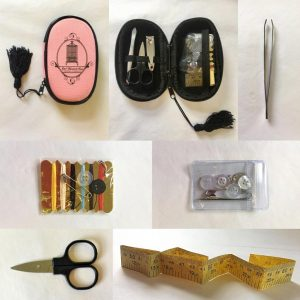 Sewing kit contents | Total Wardrobe Care