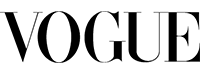 Vogue fashion magazine logo
