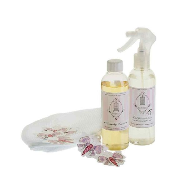 Orange blossom and lemon grass gift set | Total Wardrobe Care