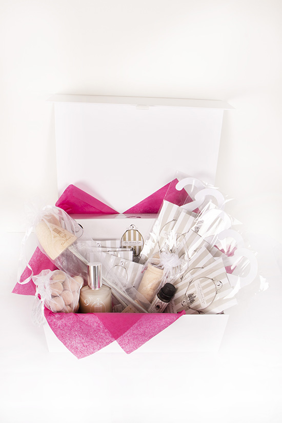 Complete cedarwood gift set