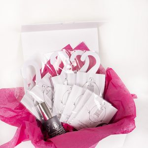 vetivers fragranced gifts in white gift box
