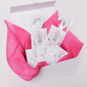 scented anti moth gift set